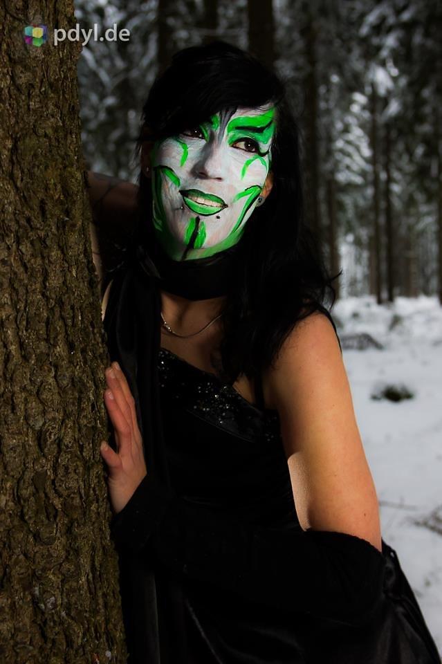 makeup: Ivonne Resigkeit