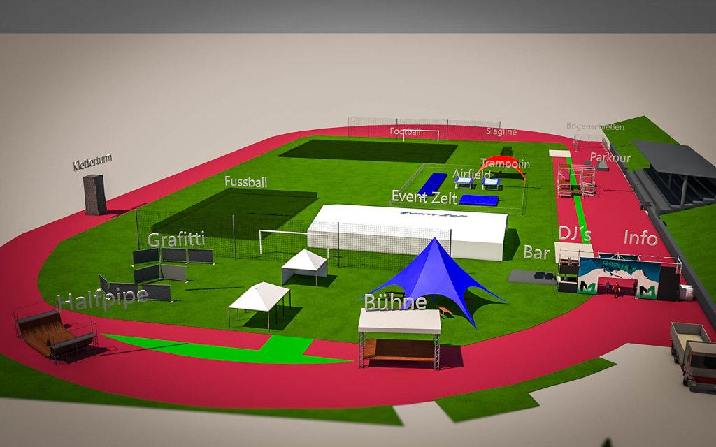 3D Event Plan CheckPointJam